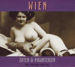 Rare Schellacks-Wien-Zoten & Pikanterien 1906-1932 - Diverse