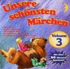 Unsere schönsten Märchen 3: Aschenputtel, Der Hase und der Igel, Der gestiefelte Kater