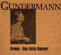 Gundermann Solo Live In Krams - Gundermann,Gerhard