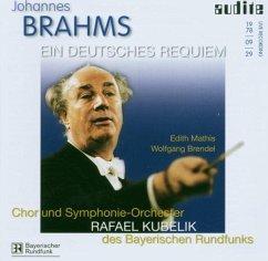 Ein Deutsches Requiem - Mathis/Brendel/Kubelik/Sobr