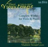 Die Werke Für Viola & Klavier