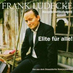 Elite Für Alle! - Lüdecke,Frank