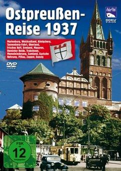 Ostpreußen-Reise 1937 / 1 DVD