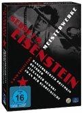 Sergej M. Eisenstein - 5 DVD Collection (5 DVDs)