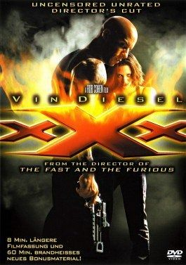 xXx - Triple X (Uncensored Unrated Director's Cut) auf DVD