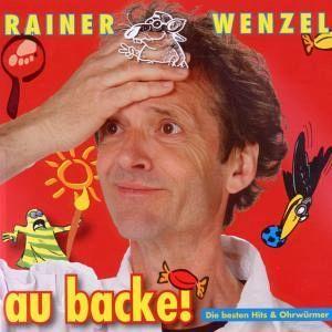 Au Backe!! - Wenzel,Rainer