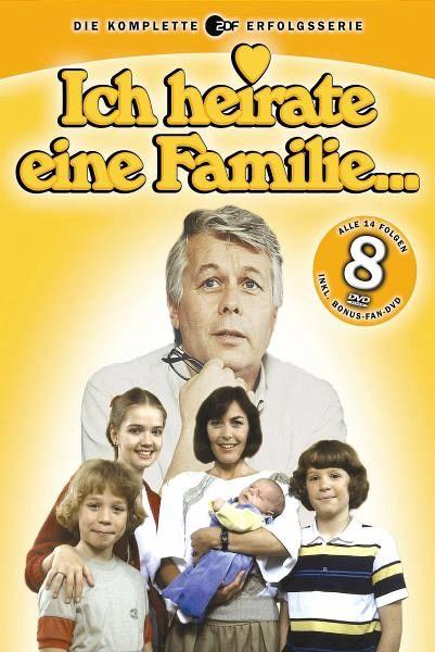 Ich heirate eine Familie - Box (Folgen 1-14) (8 DVDs)