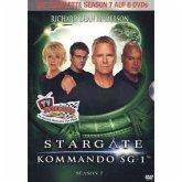Stargate Kommando SG-1: Season 7 - Budget Box