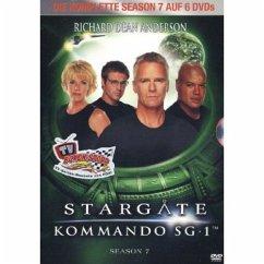 Stargate Kommando SG-1 - Season 07 (6 DVDs)