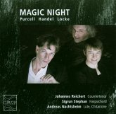 Magic Night-Purcell Handel Locke