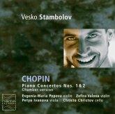 Klavierkonzerte 1 & 2 Chamber Version
