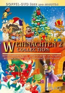 weihnachts collection 2 film auf dvd b. Black Bedroom Furniture Sets. Home Design Ideas