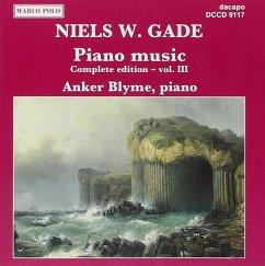 Sämtliche Klavierwerke Vol.3 - Blyme,Anker