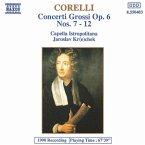 Concerti Grossi Op.6,7-12
