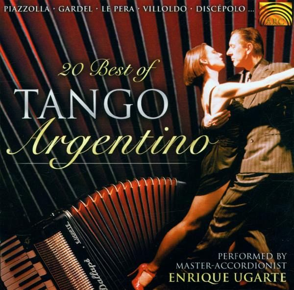 20 Best Of Tango Argentino Von Enrique Ugarte Auf Audio CD