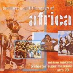 Most Beautiful Songs Of Africa - Diverse