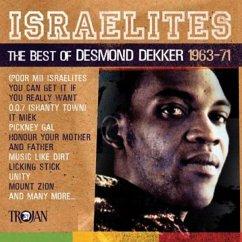Israelites: The Best Of Desmond Dekker - Dekker,Desmond