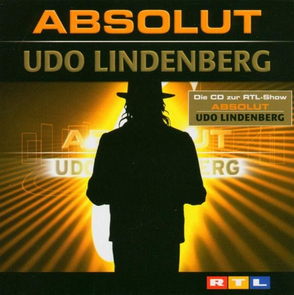 absolut von udo lindenberg cd. Black Bedroom Furniture Sets. Home Design Ideas