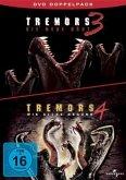 Tremors 3 - Die neue Brut / Tremors 4 - Wie alles begann