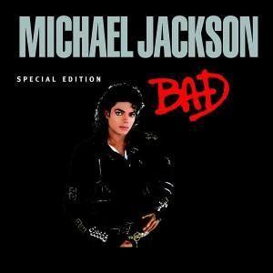 Bad, 1 Audio-CD - Michael Jackson