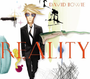 reality von david bowie cd. Black Bedroom Furniture Sets. Home Design Ideas