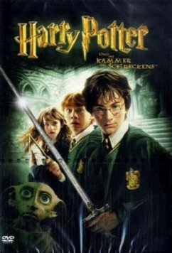 Harry Potter und die Kammer des Schreckens, 1 DVD-Video