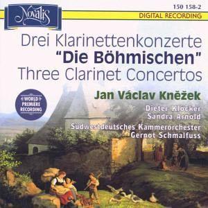 Drei Klarinettenkonzerte