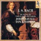 Sämtliche Sonaten Für Viola Da Gamba Und Cembalo