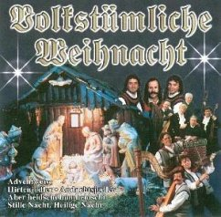 volkst mliche weihnacht auf audio cd portofrei bei b. Black Bedroom Furniture Sets. Home Design Ideas