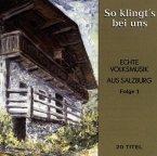So Klingt'S Bei Uns-Echte Volksmusik Salzburg F.1