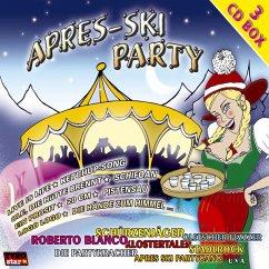 Apres-Ski Party 3-Cd Box - Diverse