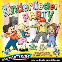 Kinderlieder-Party - Partykids,Die