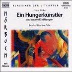 Ein Hungerkünstler, 2 Audio-CDs