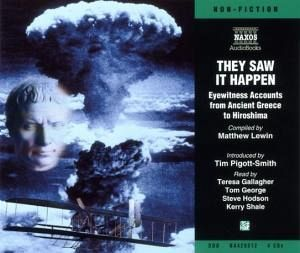 They Saw It Happen - Teresa Gallagher/Tom George