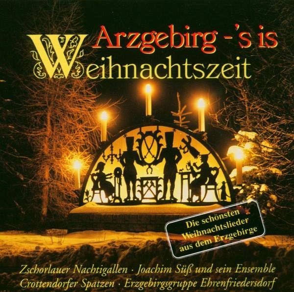 Erzgebirgische Weihnachtslieder.Arzgebirg S Is Weihnachtszeit Auf Audio Cd Portofrei Bei Bücher De
