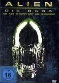 Alien Quadrilogy, 4 DVDs