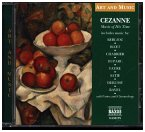 Cezanne - Music of His Time, 1 Audio-CD
