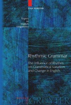 Rhythmic Grammar - Schlüter, Julia