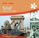 1 Audio-CD zum Lehrbuch, Neubearbeitung / Szia!