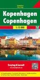 Freytag & Berndt Stadtplan Kopenhagen; Copenhagen; Copenaghen; Koebenhavn; Copenhague