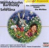 Ein Sommernachtstraum / Die Moldau. Klassik-CD