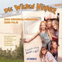 Die wilden Hühner, Das Original-Hörspiel zum Film, 2 Audio-CDs - Funke, Cornelia