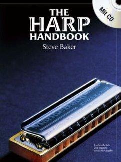The Harp Handbook, m. Audio-CD - Baker, Steve