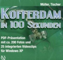 Kofferdam in 100 Sekunden, 1 CD-ROM