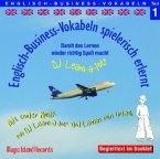Englisch-Business-Vokabeln spielerisch erlernt, 1 Audio-CD