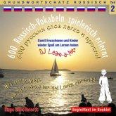 600 Russisch-Vokabeln spielerisch erlernt, 1 Audio-CD