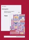 Lehrbuch m. Schlüssel u. Wörterverzeichnis sowie 4 Audio-CDs / Günaydin Tl.1