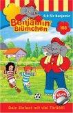 Benjamin Blümchen - 5:0 für Benjamin, 1 Cassette