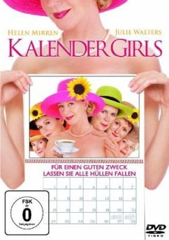 Kalender Girls, 1 DVD-Video