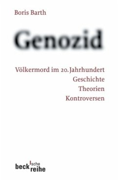 Genozid - Barth, Boris